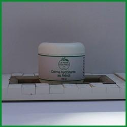 Crème hydratante au néroli